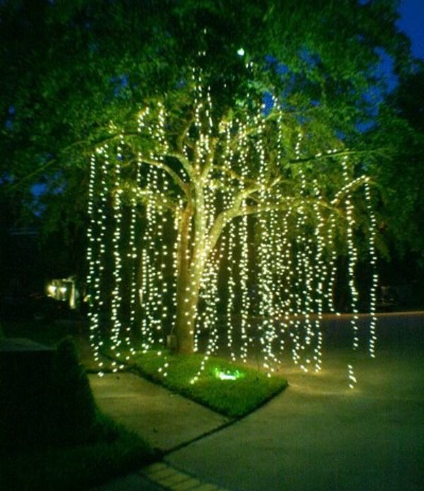 20 Dreamy Garden Lighting Ideas - Best of DIY Ideas | Holiday .