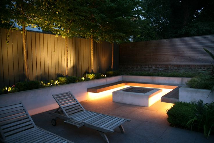 5 BEAUTIFUL GARDEN LIGHTING IDEAS — SARAH AKWISOM