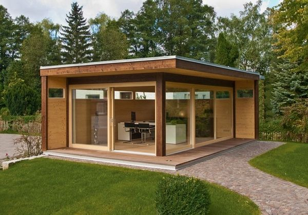Garden office ideas – garden office pods and garden office sheds .