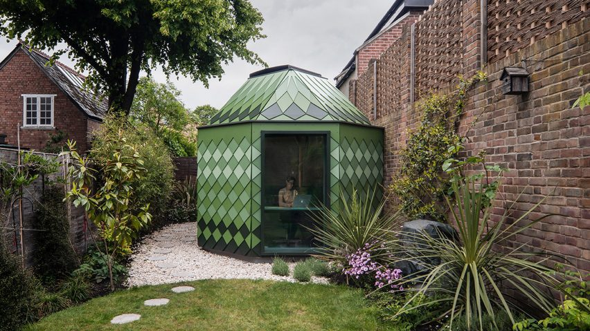 Twelve back-garden offices for working from ho