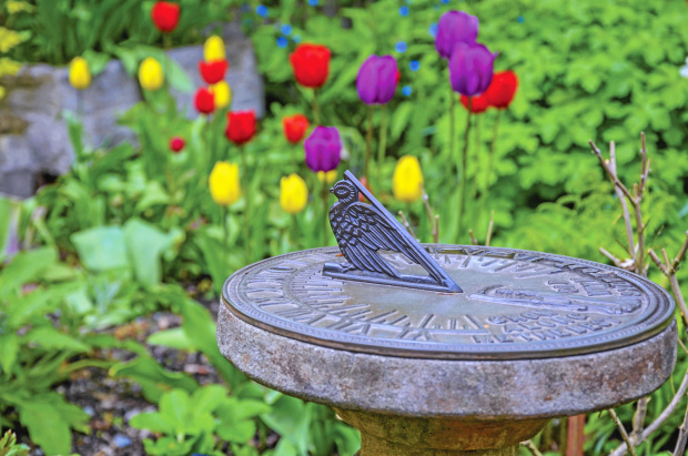 In Your Garden with Jenny Watts: Garden Ornaments – The Willits Ne