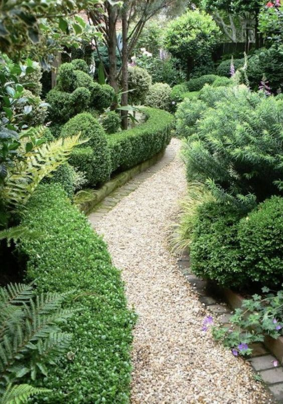 25 Gravel Garden Paths With Pros And Cons - Shelterne