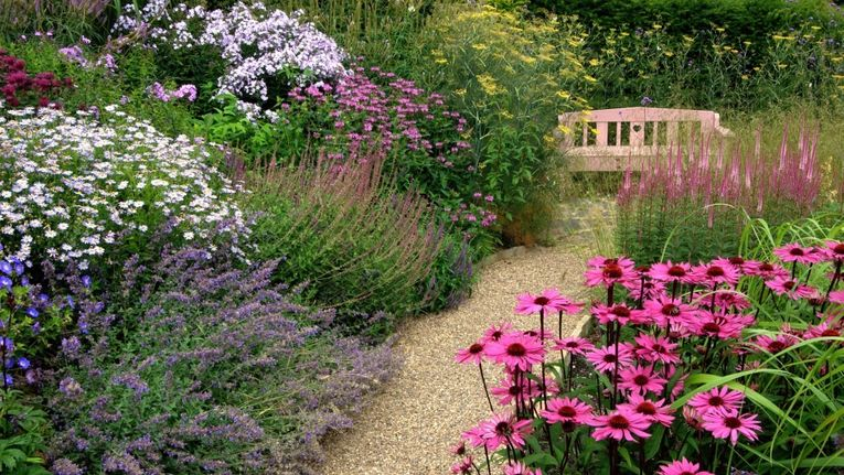 Garden Path ideas and suggestions - Gardening - Learning with Exper