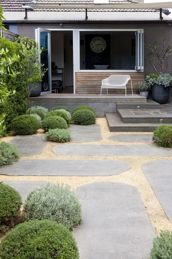36 Garden Paving Designs to Make the Best out of Your Outdoor Spa