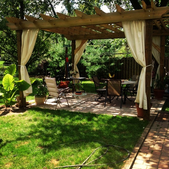 Pergola Plans: Complete Plans To Build A Garden Pergola | Et