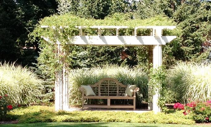 Garden Pergo