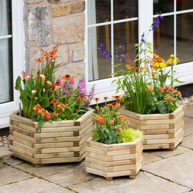 Best Outdoor Plant Pots For Garden, Patio, Balcony - Garden Po