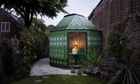 Cabin fever: why people are going wild for custom garden rooms .