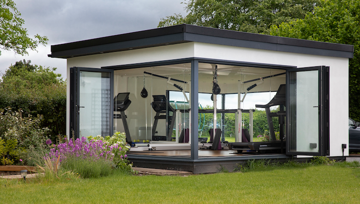 Garden Room Gym, Stockpo