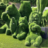 Grass Garden Sculpture | Design Inspiration | Follow us www .