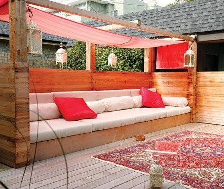 12 Outdoor Seating Ideas | Inspiring outdoor spaces, Home, Outdoor .