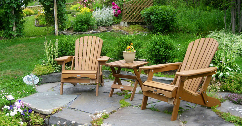 Tips for Designing Garden Seating Areas - Homyd