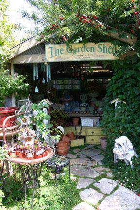 The Garden Sh