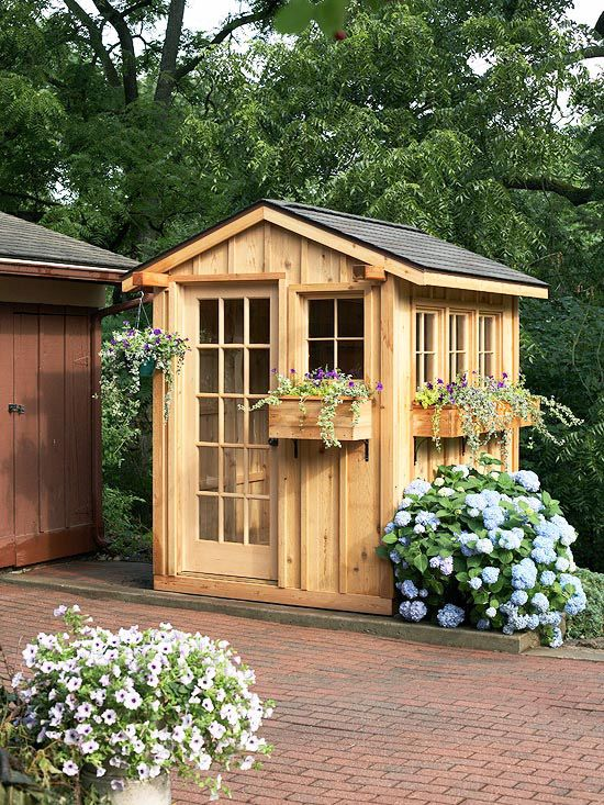 30 Garden Shed Ideas for the Ultimate Outdoor Oasis | Backyard .