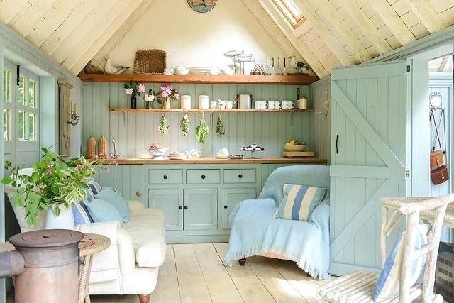 Inside Garden Shed Ideas Nowadays Garden Sheds Outhouses And .