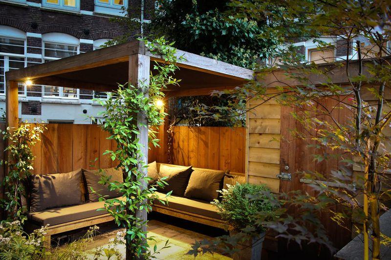 Garden Shelter Ideas for Quality Gathering Time – Wilson Rose Gard