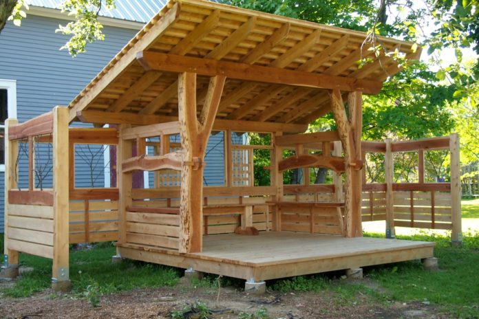 Garden Shelter Ideas to Implement in Your Gard