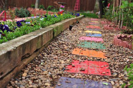 Make Garden Stepping Stones in 15 Easy Ste