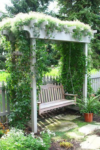 36 Amazing Garden Structure Design Ideas (With images) | Garden .
