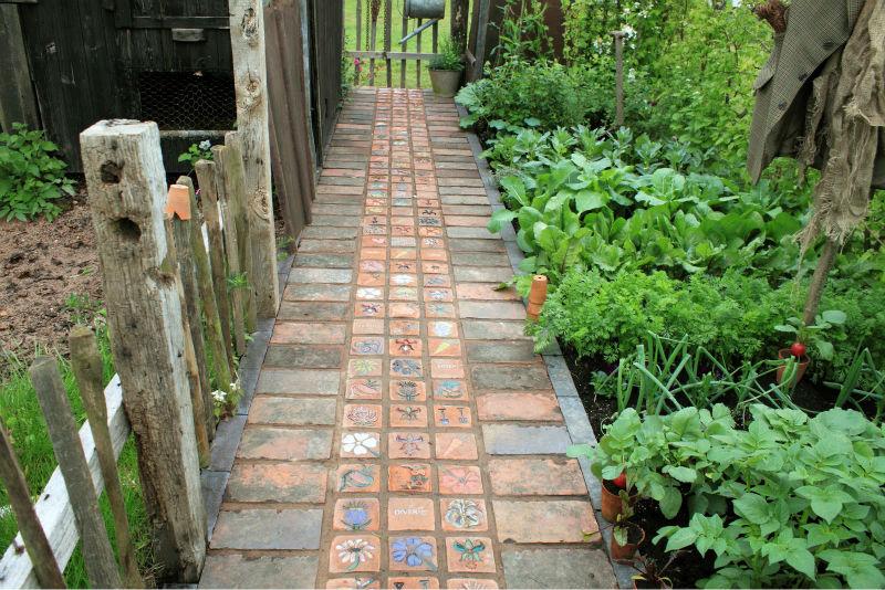 Ceramic Tiles,Garden Til