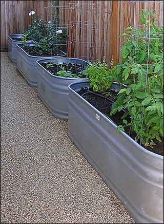 Pin by JoJoBell on Playing in the Garden | Garden troughs, Urban .