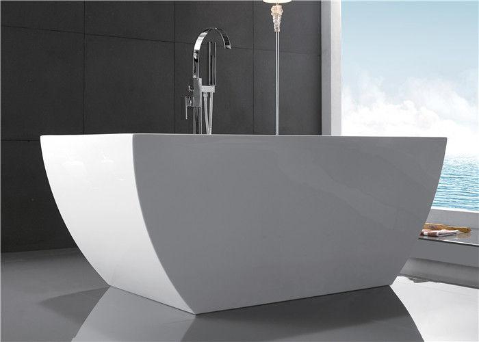 Large Volume Free Standing Garden Tub , Luxury Soaking Tubs 1700 .