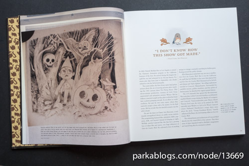 Book Review: The Art of Over the Garden Wall | Parka Blo