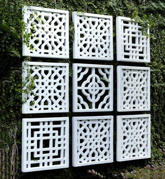 25 Incredible DIY Garden Fence Wall Art Ideas | Diy garden fence .
