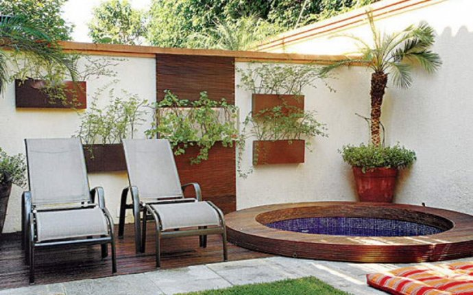 garden wall ideas - Home and Gard