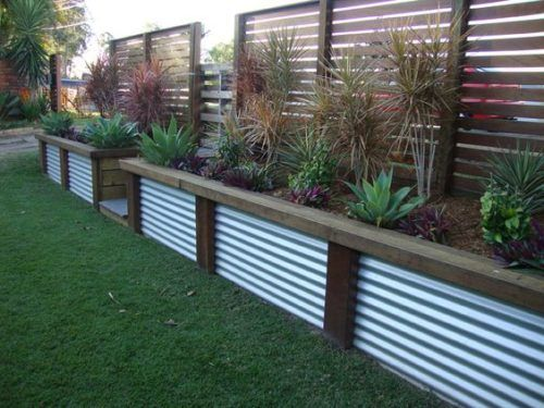 Top 10 Ideas For DIY Retaining Wall Construction - TOP Cool DIY .
