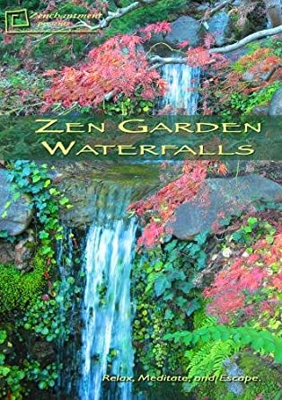 Amazon.com: Zen Garden - WATERFALLS Relaxation & Meditation: Milos .