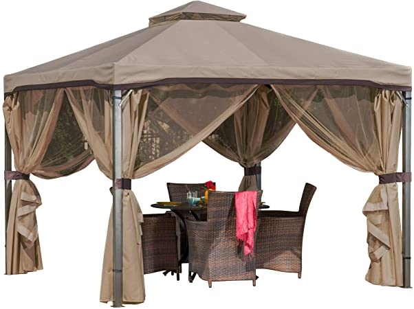 Amazon.com : Great Deal Furniture Sonoma | Outdoor Fabric/Steel .