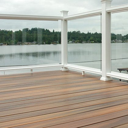 Railing Ideas With Your View In Mind - TimberTo