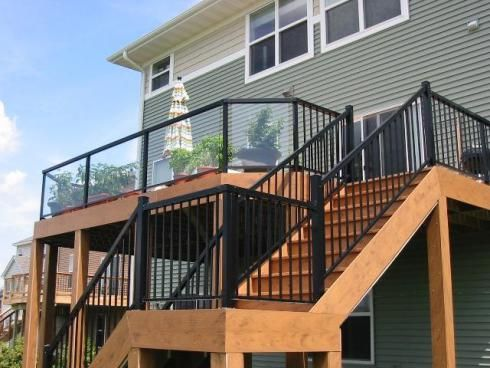 Deck Railing Ideas: How To Choose The Best Rail Design for Your .
