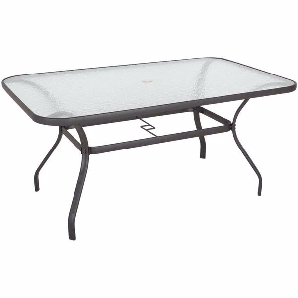 Bocara Rectangular Patio Table | T6R60AO3G31 | Summer Winds | AFW.c