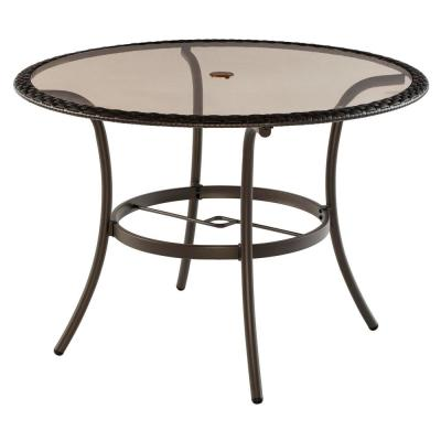 Glass - Patio Dining Tables - Patio Tables - The Home Dep