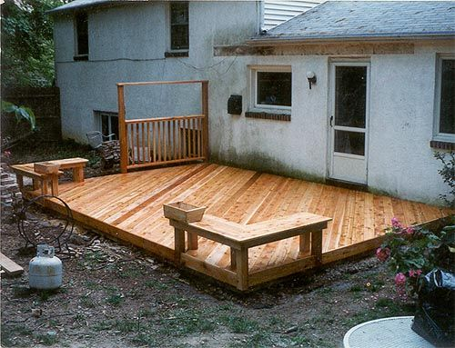 Ground Level Decks, PA Deck Builders And Patio Contractors - PA .