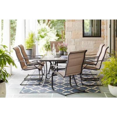 Hampton Bay - Patio Dining Furniture - Patio Furniture - The Home .