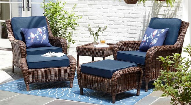 Hampton Bay Patio Furniture From $379 + FREE Shipping at Home .