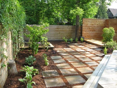 Hardscaping Ideas for Small Backyards | Hardscape backyard .