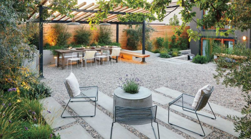 Transform a Yard with These Genius Hardscape Ideas | Hardscape .