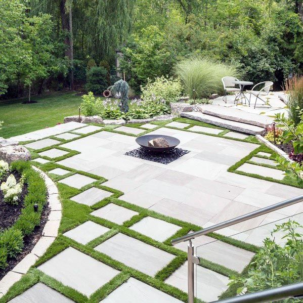 Top 60 Best Flagstone Patio Ideas - Hardscape Designs | Hardscape .