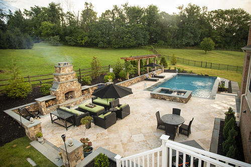 8 Hardscape Design Ideas for Your Backyard in Northern Virgin