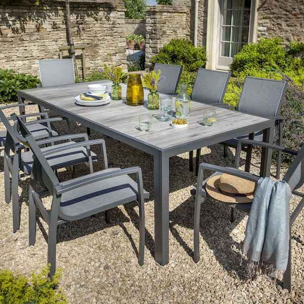 Georgia - Aluminium Garden Furniture - Our Range - Hartman Outdoor .