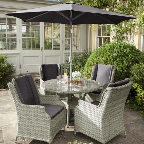 Hartman Hartford Garden Furniture | Outdoor furniture sets, Woven .