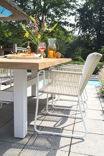 Contemporary table and chair set - YASMANI - AYANNA - Hartman .
