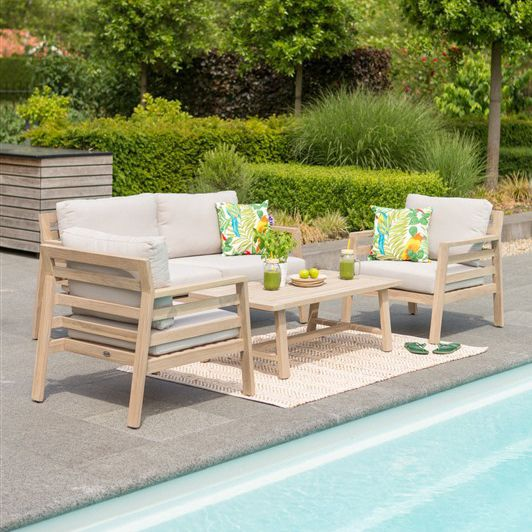 Contemporary armchair - BOA VISTA - Hartman Outdoor Products BV .