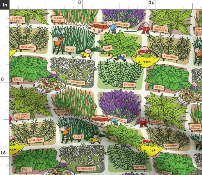 herb garden - Spoonflow