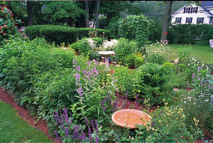 An Herb Garden in Three Parts - FineGardeni