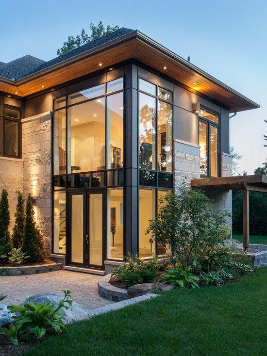 71 Contemporary Exterior Design Photos | Dream house exterior .